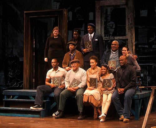 an overview of august wilsons tragic play fences Fences is the third play in wilson's heroic cycle of 10 plays covering the social and personal history of african-americans, one play covering each decade of the 20 th century this entry set in the 1950s is one of the most accessible.